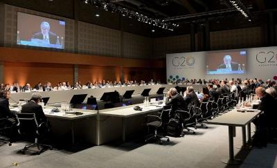 Σύνοδος G20 (21-22 Ιουλίου): Στην κορυφή της ατζέντας ο εμπορικός πόλεμος