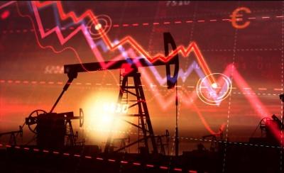 Συνεχίζεται το μακελειό στις τιμές του αμερικανικού πετρελαίου - Σε ελεύθερη πτώση και το προθεσμιακό συμβόλαιο Ιουνίου 2020