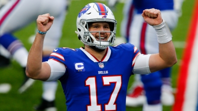 NFL: Οι Buffalo Bills ανανέωσαν τον Josh Allen με… ηγεμονικό συμβόλαιο ύψους 258 εκατομμυρίων δολαρίων