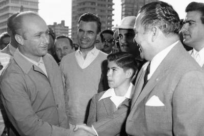 Χουάν Μανουέλ Φάντζιο: Η Κούβα, ο Μπατίστα και η απαγωγή από τους άντρες του Κάστρο!