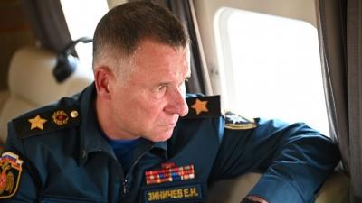 Ρωσία – Σκοτώθηκε ο υπουργός Εκτάκτων Αναγκών την ώρα που προσπαθούσε να σώσει τη ζωή ενός ανθρώπου