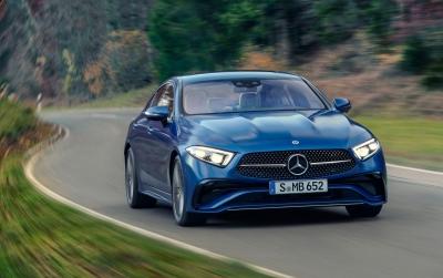 Η Mercedes-Benz CLS ανανεώθηκε. Ξανά.