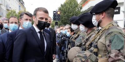 Γαλλία: Ο Macron διπλασιάζει τη συνοριακή αστυνομία και ζητά επανίδρυση του χώρου Schengen
