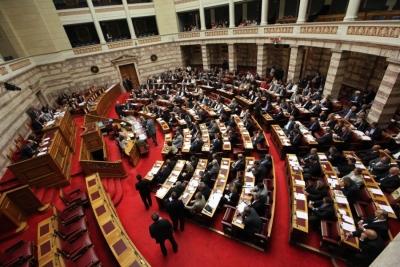 Στη Βουλή το πολυνομοσχέδιο για την πανδημία - Αναστολή πλειστηριασμών έως 31/5, έως τέλος Ιουνίου η ΣΥΝ-ΕΡΓΑΣΙΑ