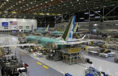 ΗΠΑ: Μικρή άνοδος της βιομηχανικής παραγωγής κατά 0,7% τον Απρίλιο
