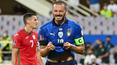 Προκριματικά Παγκοσμίου Κυπέλλου, 3ος όμιλος: Έχασε τη… λάμψη της απέναντι στους Βούλγαρους η Ιταλία!