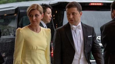 Ουκρανία: Στο νοσοκομείο με κορωνοϊό μεταφέρθηκε η σύζυγος του προέδρου