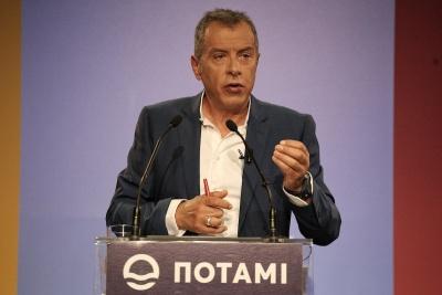 Θεοδωράκης: Το Ποτάμι θα είναι η έκπληξη των εκλογών – Ο κόσμος αποδοκιμάζει τον ΣΥΡΙΖΑ