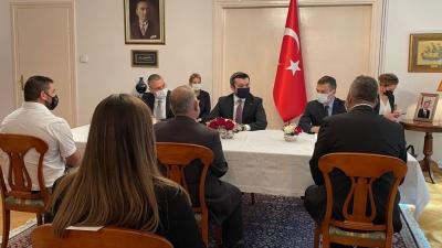 Διαδοχικά πυρά από Τουρκία - Για «τουρκική μειονότητα» μιλάει από τη Θράκη Τούρκος υφυπουργός - Νέο «κατηγορώ» από Akar