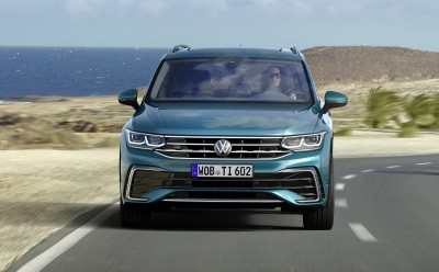 Το νέο VW Tiguan έχει από PHEV υβριδική μέχρι και R έκδοση με 320 άλογα!