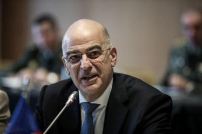 Δένδιας (ΥΠΕΞ): Δεν υπάρχει «λύση δύο κρατών» στην Κύπρο - Λύση είναι μόνο η ενοποίηση της Νήσου