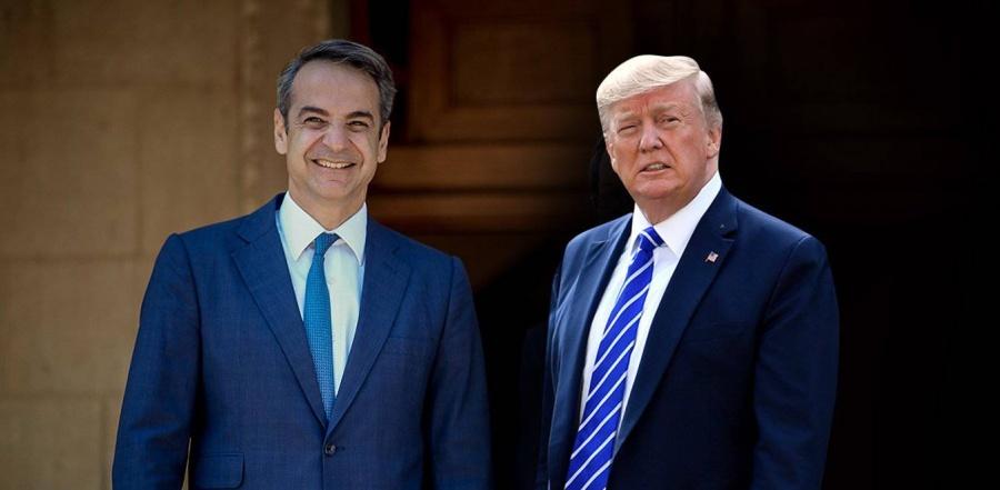 Η Καλιφόρνια μηνύει την κυβέρνηση Trump για το συνοριακό τείχος με το Μεξικό