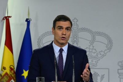 Ισπανία: Τη συνδρομή του στρατού στον αγώνα κατά της πανδημίας, ζήτησε ο Sanchez