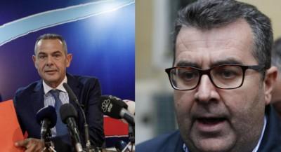 Ο Καμμένος καλείται να καταβάλει 20.000 ευρώ στον Κουρτάκη για συκοφαντική δυσφήμιση