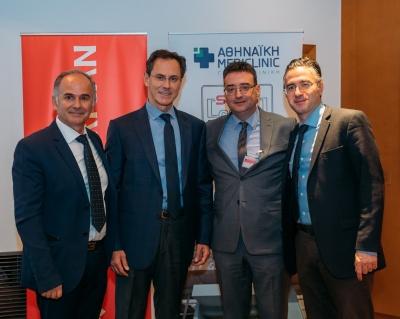 Interamerican και Αθηναϊκή Mediclinic για τη σύγχρονη επεμβατική στην υγεία
