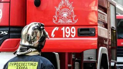 Νεκρή 50χρονη γυναίκα μετά από φωτιά σε διαμέρισμα στον Βύρωνα