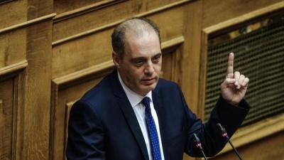 Βελόπουλος: Το πλέγμα αντικρουόμενων συμφερόντων στη Μεσόγειο δεν συνάδει με την αισιοδοξία της κυβέρνησης για τον East Med