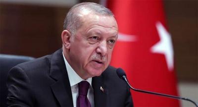 Erdogan προς Ελλάδα: Ανοίξτε τις πύλες - Μαζί με Merkel και Macron, θα συζητήσουν το μεταναστευτικό στις 17/3