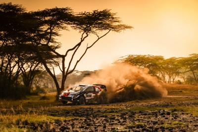 Ράλι Σαφάρι Κένυας: H Toyota έκανε… σαφάρι με τους Ogier και Katsuta!
