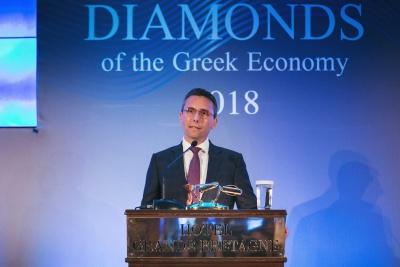 «Επιχείρηση της χρονιάς» η Παπαστράτος - Το Capital Link CSR Leadership Award απονεμήθηκε στο CEO Χ. Χαρπαντίδη