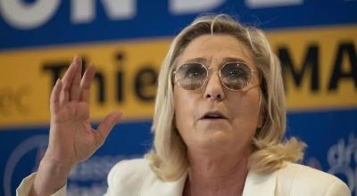 Γαλλία: Η Marine  Le Pen επανεξελέγη στην προεδρία του Εθνικού Συναγερμού