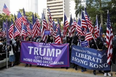 Η Κίνα συγκρίνει την εισβολή υποστηρικτών του Trump στο Καπιτώλιο με τις διαμαρτυρίες στο Χονγκ Κονγκ