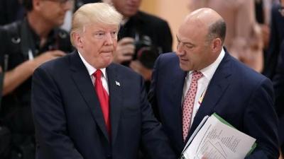 Τι σημαίνει η παραίτηση του μετριοπαθούς Gary Cohn - Aνησυχία για εμπορικό πόλεμο