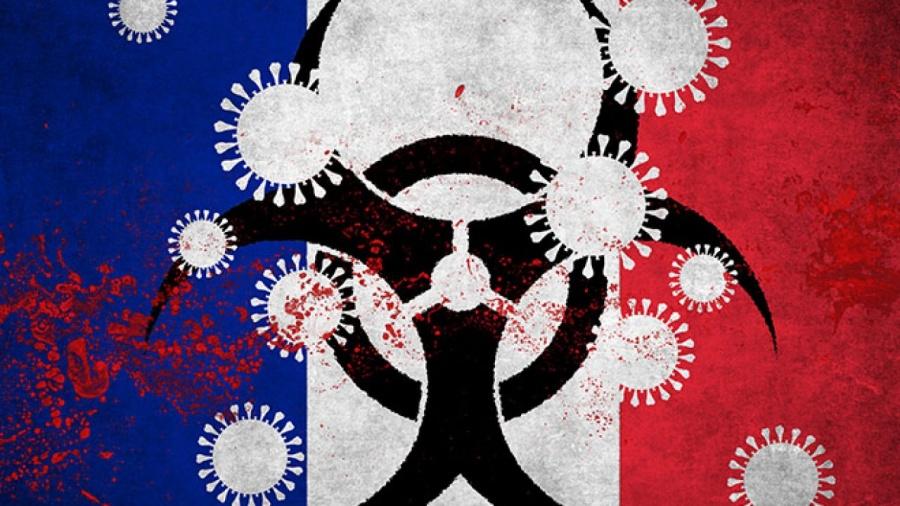 Γαλλία: Στους 25.201 οι νεκροί από κορωνοϊό