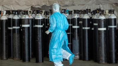 Ινδία: Στα δικαστήρια για να εξασφαλίσουν οξυγόνο καταφεύγουν τα νοσοκομεία