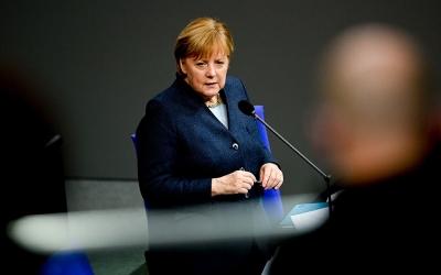 Τις Σερβία και Αλβανία επισκέπτεται η Γερμανίδα καγκελάριος, Merkel