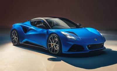 H Lotus Emira έχει καρδιές από Toyota και Mercedes-AMG