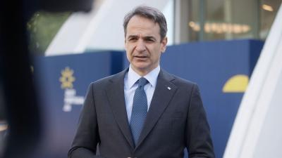 Μητσοτάκης για τις προκλήσεις Erdogan: Απαράδεκτες οι θέσεις της Τουρκίας για το Κυπριακό