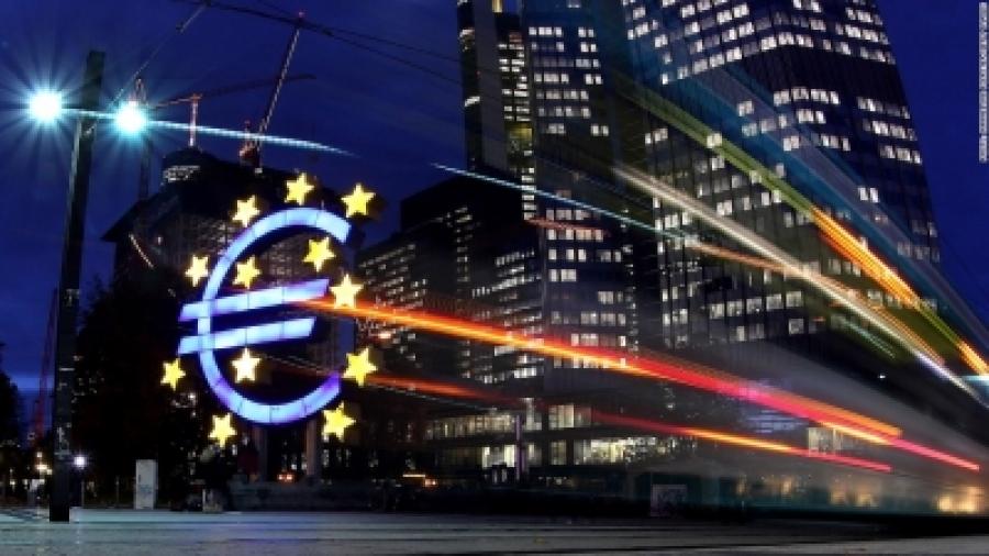 EKT: Μείωση στις αγορές ομολόγων στα 12 δισεκ. ευρώ, από 17 δισεκ. ευρώ, λόγω αύξησης των αποδόσεων
