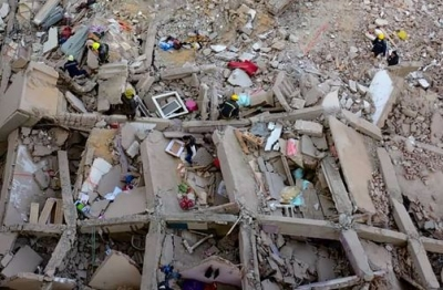 Αίγυπτος: Κατάρρευση κτιρίου στο Κάιρο - Πέντε νεκροί και 24 τραυματίες