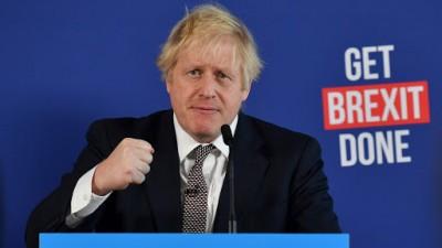 Johnson για Brexit: Οι εμπορικές διαπραγματεύσεις φαίνονται δύσκολες, αλλά η πόρτα παραμένει ανοιχτή