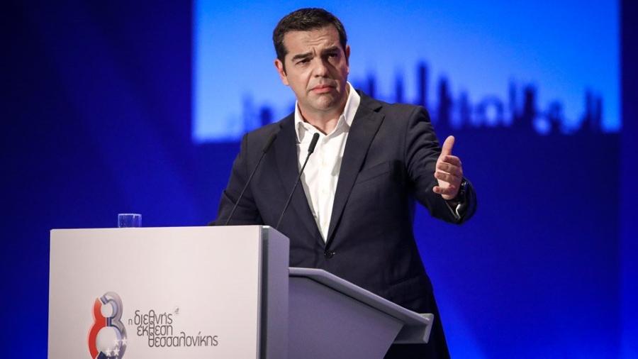 Τσίπρας (ΔΕΘ 2021): Νέα αρχή με μία προοδευτική κυβέρνηση - Κατώτατος μισθός 800 ευρώ και διαγραφή ιδιωτικού χρέους