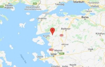 Σεισμική δόνηση 3,4 Ρίχτερ έγινε αισθητή στη Μυτιλήνη - Στην Τουρκία το επίκεντρο
