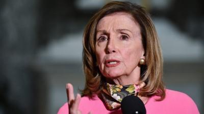 Pelosi (Δημοκρατικοί ΗΠΑ): Αισιοδοξία για ένα νέο πακέτο στήριξης πριν από τις εκλογές 3/11, παρά τις δυσκολίες