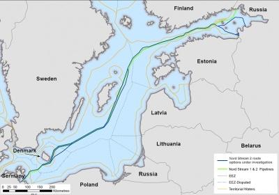 Η Δανία έδωσε την έγκρισή της στον αγωγό Nord Stream 2