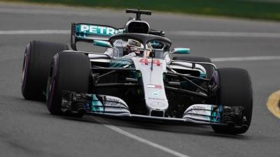 F1: Νίκη για Hamilton και θρίαμβος για Mercedes στο Μπαχρέιν - Μηχανικό πρόβλημα για τη Ferrari