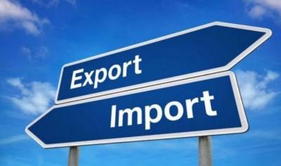 Εξαγωγές: Άνοδος 7,2% τον Ιούλιο του 2019, στα 3,17 δισ. ευρώ