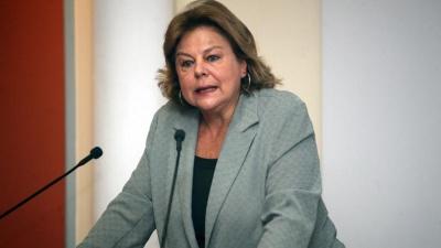 Κατσέλη: Δεν θα είμαι υποψήφια με τον ΣΥΡΙΖΑ στις επόμενες εκλογές