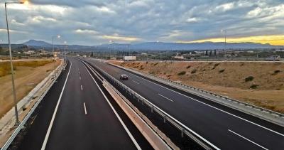 Κυκλοφοριακές ρυθμίσεις στην Εθνική Οδό