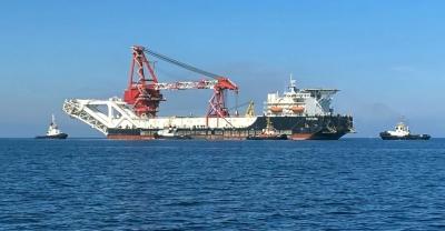 Ρωσία: Προκλήσεις και παρενοχλήσεις από ξένες δυνάμεις στην περιοχή κατασκευής του Nord Stream 2