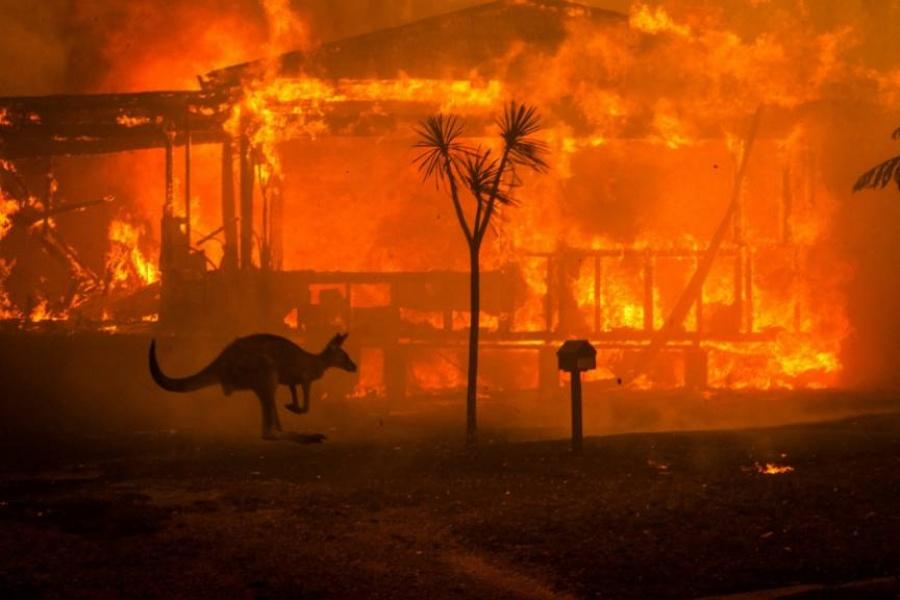 Οι τεράστιες πυρκαγιές στην Αυστραλία ενδέχεται να καταστούν συνηθισμένο φαινόμενο