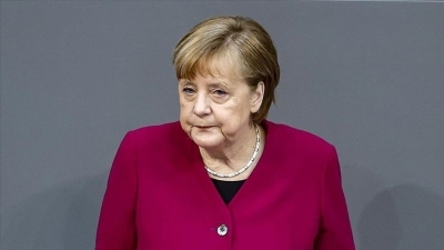Merkel: Επαφές σε Μόσχα (20/8) και Ουκρανία (22/8)