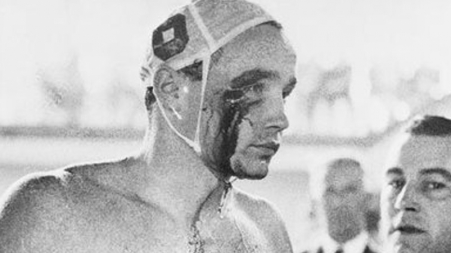 Το αίμα του Ζαντόρ στην πισίνα ανέδειξε πως η αναμέτρηση του πόλο ανάμεσα στην Ουγγαρία και την Σοβιετική Ένωση, ήταν κάτι… περισσότερο από ένα παιχνίδι!