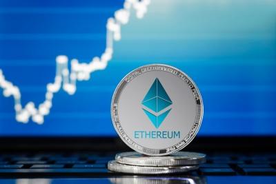 Νέο ιστορικό υψηλό για το ethereum - Άλμα 10% στα 4.375 δολ.