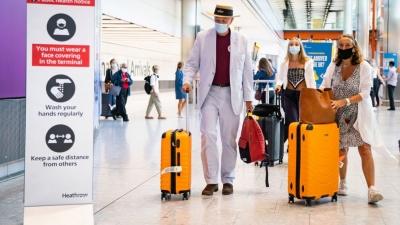 Που κινούνται τα αεροπορικά ταξίδια στους ευρωπαϊκούς προορισμούς διακοπών