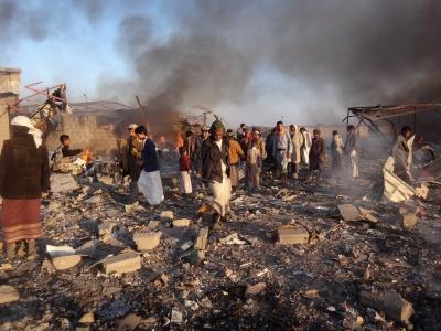 Σφοδρές μάχες στην Υεμένη - Σχεδόν 300 αντάρτες Χούθι σκοτώθηκαν στη Μαρίμπ